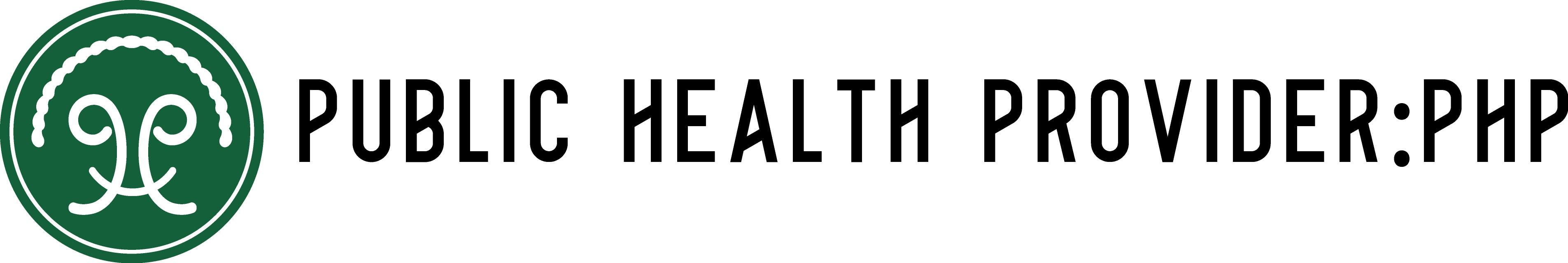 Public Health Provider: PHP